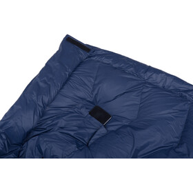 Grüezi-Bag Biopod DownWool Ice 200 Sac de couchage, night blue